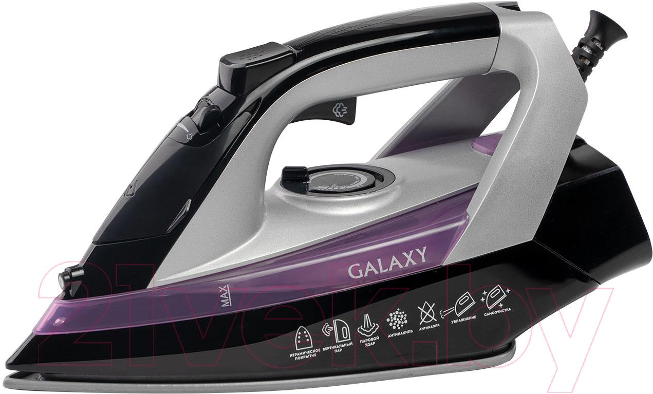 Купить Утюг Galaxy, GL 6128, Китай