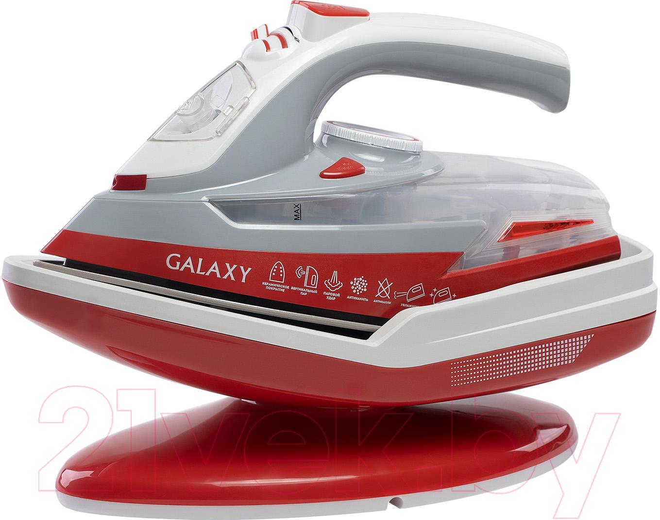 Купить Беспроводной утюг Galaxy, GL 6150, Китай