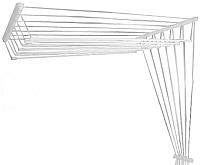 Сушилка для белья Perfecto Linea 36-002252 (2.5м, 7 стержней, белый) -