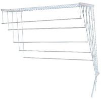 Сушилка для белья Perfecto Linea 36-002251 (2.5м, 5 стержней, белый) -