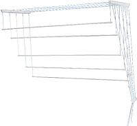 Сушилка для белья Perfecto Linea 36-002171 (1.7м, 5 стержней, белый) -