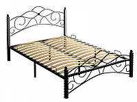 Полуторная кровать Сакура Garda-3 140 (венге) -