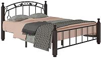 Полуторная кровать Сакура Garda-5 140 (венге) -