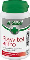 Витамины для животных Dr Seidel Flawitol Artro с хондроитином, глюкозамином и босвелией (60таб) -