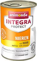 Корм для собак Animonda Integra Protect Nieren c курицей / 86402 (400г) -