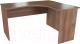 Письменный стол ТерМит Авантаж В-824 правый (дуб шамони) -