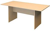 Стол для переговоров ТерМит Арго А-0058 (бук) -