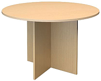 Стол для переговоров ТерМит Арго А-029 (бук) -