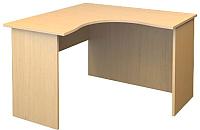 Письменный стол ТерМит Арго А-203.60 правый (бук) -