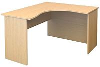Письменный стол ТерМит Арго А-204.60 правый (бук) -