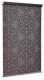 Рулонная штора Delfa Сантайм Металлик Принт СРШ-01МП 3592 (68x215, шоколад) -