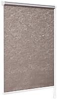 Рулонная штора Delfa Сантайм Венеция Термо-Блэкаут СРШ-01МП 79518 (52x170, тауп) -