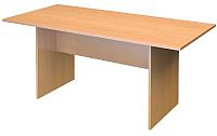 Стол для переговоров ТерМит Арго А-0058 (груша арозо) -