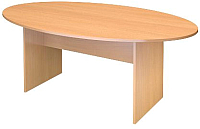 Стол для переговоров ТерМит Арго А-028 (груша арозо) -