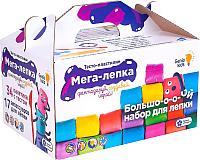 Набор для лепки Genio Kids Мега лепка / TA1084 -