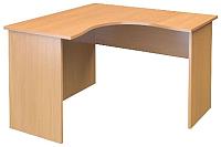 Письменный стол ТерМит Арго А-203.60 левый (груша арозо) -