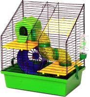 Клетка для грызунов Лори Вилла Люкс 4 -