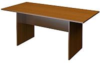 Стол для переговоров ТерМит А-0058 (орех) -