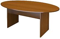 Стол для переговоров ТерМит Арго А-028 (орех) -