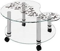 Журнальный столик МСТ. Мебель Махаон -