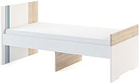 Односпальная кровать МСТ. Мебель Лион №1 80x160 -