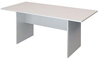 Стол для переговоров ТерМит Арго А-0058 (серый) -