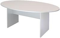 Стол для переговоров ТерМит Арго А-028 (серый) -