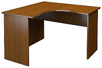Письменный стол ТерМит Арго А-203.60 левый (орех) -