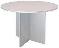 Стол для переговоров ТерМит Арго А-029 (серый) -