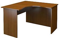 Письменный стол ТерМит Арго А-203.60 правый (орех) -