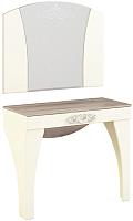 Туалетный столик с зеркалом МСТ. Мебель Натали №11 -