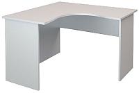 Письменный стол ТерМит Арго А-203.60 левый (серый) -