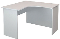Письменный стол ТерМит Арго А-203.60 правый (серый) -