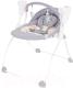 Качели для новорожденных Pituso Viola / TY-006 (серый/жираф) -