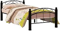 Односпальная кровать Сакура Garda-15 90 (венге) -