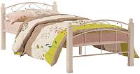 Односпальная кровать Сакура Garda-15 90 (белый) -