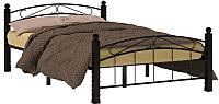 Полуторная кровать Сакура Garda-15 140 (венге) -