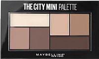 Палетка теней для век Maybelline New York The City Mini Palette тон 480 -