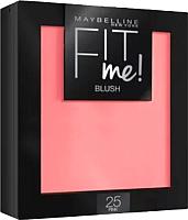 Румяна Maybelline New York Fit Me 25 (розовый) -