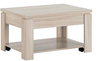 Журнальный столик Сакура Рубин №5 (ясень шимо светлый) -