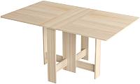 Обеденный стол Сакура Орбита (шимо светлый) -