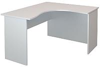 Письменный стол ТерМит Арго А-204.60 правый (серый) -