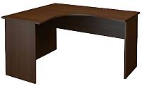 Письменный стол ТерМит Арго А-204.60 левый (дуб венге) -