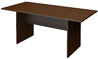 Стол для переговоров ТерМит Арго А-0058 (дуб венге) -