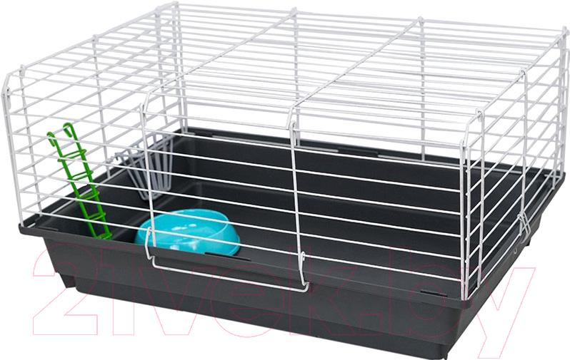 Купить Клетка для грызунов ЕСО, Роджер-1 / 4169, Россия, белый