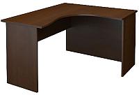 Письменный стол ТерМит Арго А-204.60 правый (дуб венге) -