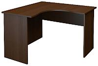 Письменный стол ТерМит Арго А-203.60 левый (дуб венге) -