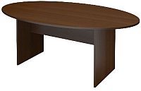 Стол для переговоров ТерМит Арго А-028 (дуб венге) -