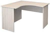 Письменный стол ТерМит Арго А-203.60 левый (ясень шимо) -