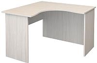 Письменный стол ТерМит Арго А-203.60 правый (ясень шимо) -